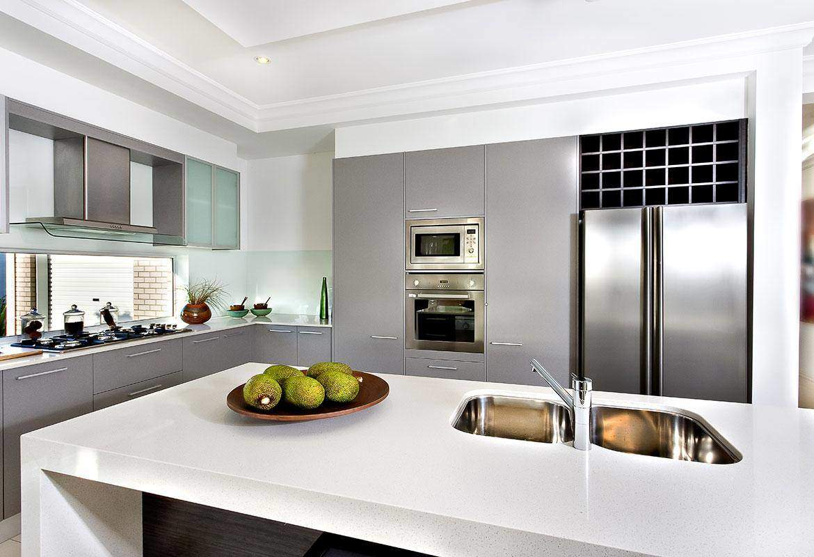 A Clean and Modern Look For Your Kitchen